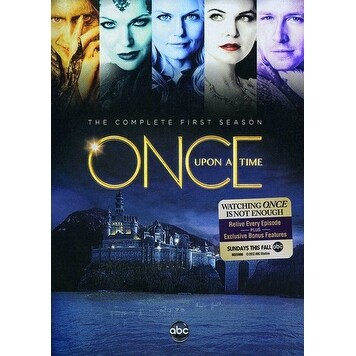 Shop Once Upon A Time Once Upon A Time Season 1 Dvd